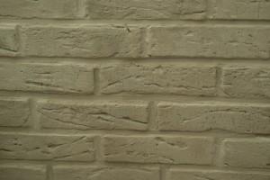 mur de briques à la chaux