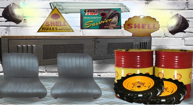 planche garage